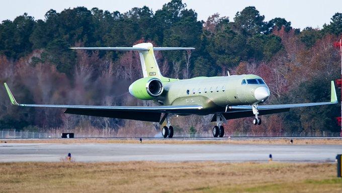 4 Gulfstream SIGINT/ISR  - Page 4 Captur22