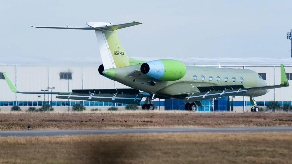 4 Gulfstream SIGINT/ISR  - Page 4 Captur25