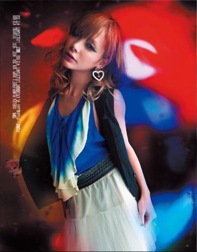 Anna Tsuchiya : Photoshoot par Ninagawa Mika Anna_t16