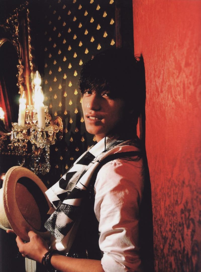Nishikido Ryo : Magazine Tact Nishik11