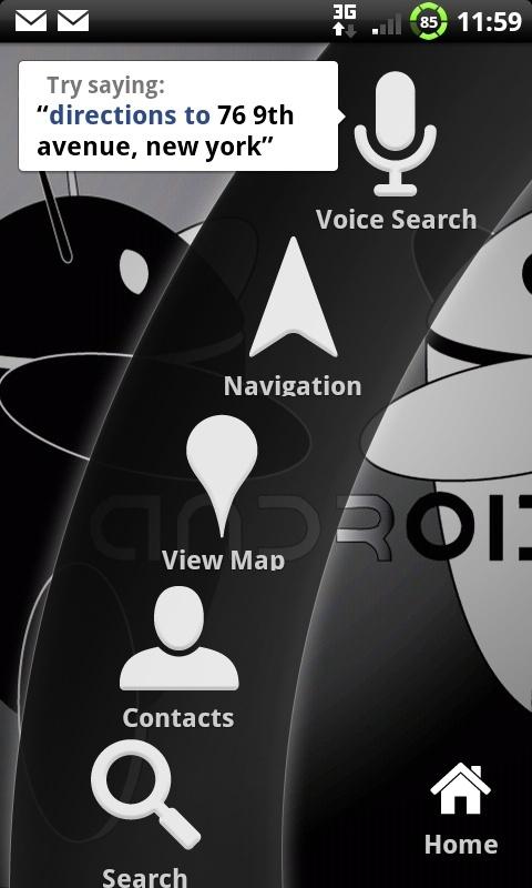 [SOFT] CAR HOME : Remplace navigator [Gratuit] Snap2011
