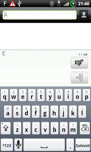 [SOFT] SMART KEYBOARD PRO 2.7.1 : Super clavier configurable [Payant] Snap2024