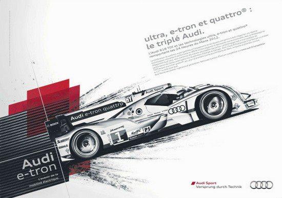 LE MANS 2012 - Page 7 Audi110