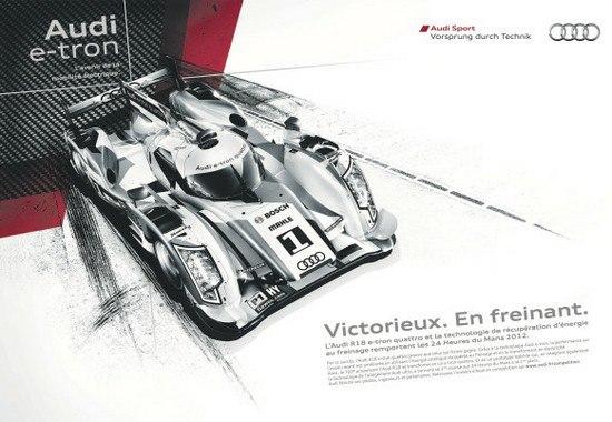 LE MANS 2012 - Page 7 Audi210