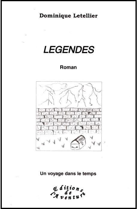 [Letellier, Dominique] Légendes Legend10