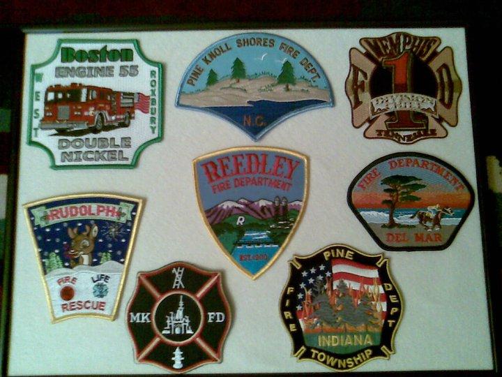 ma petite collection des pompiers belge et americain. 35953_11