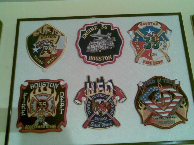 ma petite collection des pompiers belge et americain. Photo128