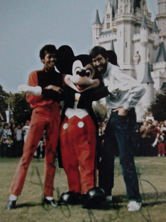 Michael e la Disney 30109_10