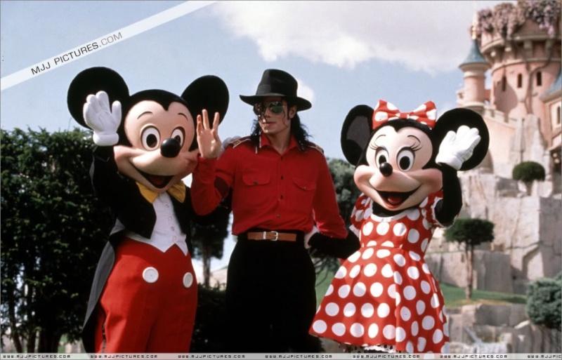 Michael e la Disney Kjkjkj10