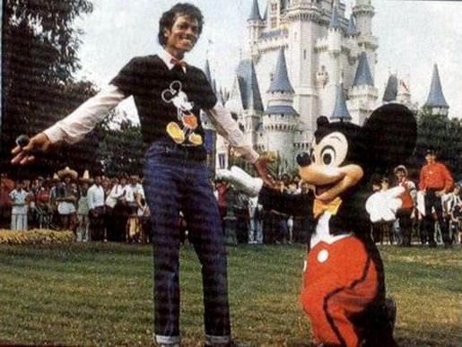 Michael e la Disney Thrill12
