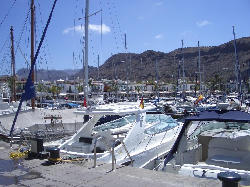 Canary Islands, Gran Canaria, Mogan, Puerto Rico, Maspalomas Imgp0615