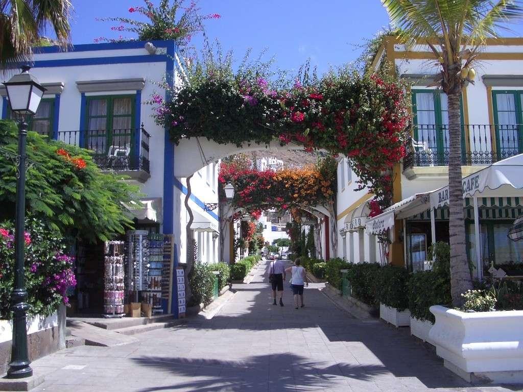 Canary Islands, Gran Canaria, Mogan, Puerto Rico, Maspalomas Imgp0616