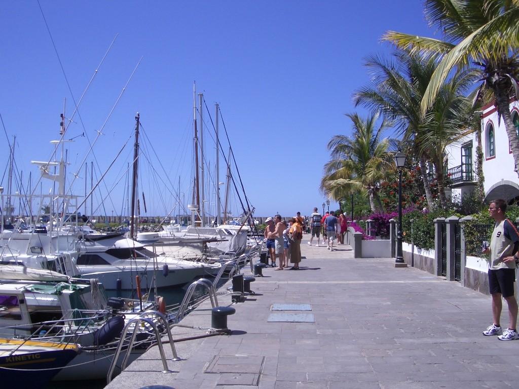 Canary Islands, Gran Canaria, Mogan, Puerto Rico, Maspalomas Imgp0617