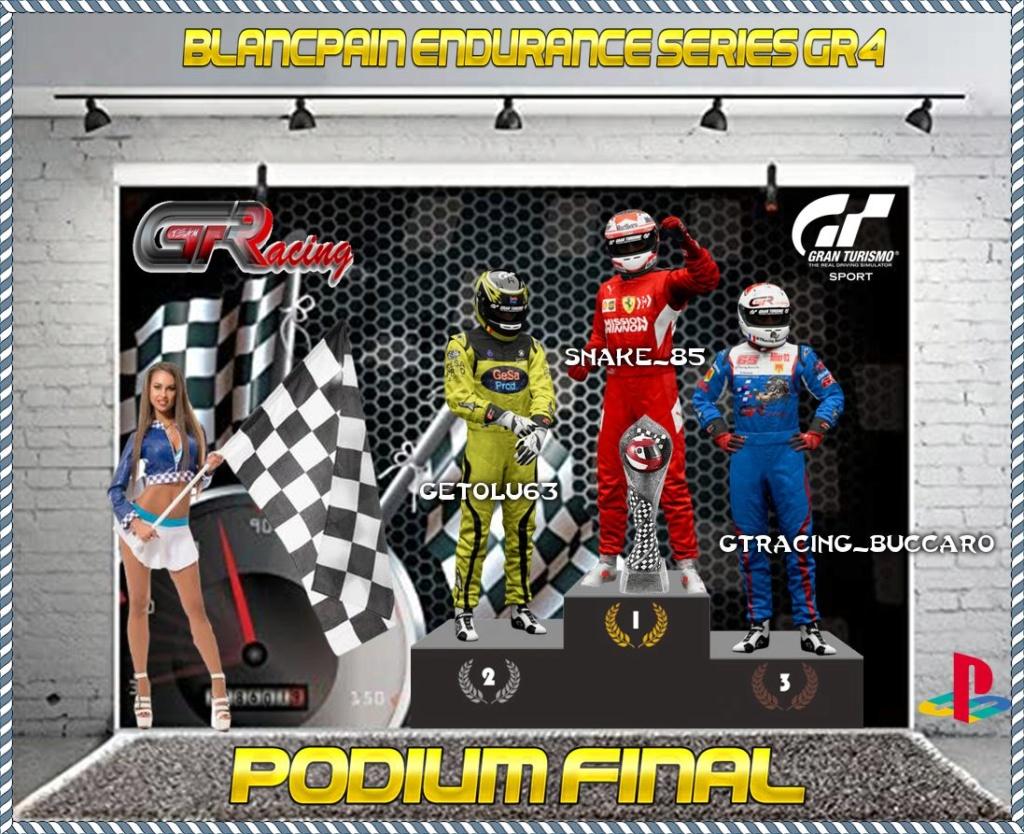 Resultats final Endurance Series 2ui80f11