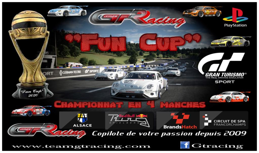 """""""Fun Cup 2020"""" Présentations, règlement et paramètres Affich10"""