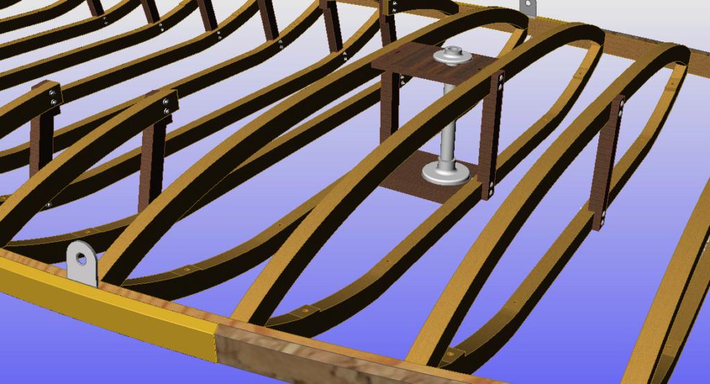 """Plans 3D d'un Modèle : """"SCOOT""""-Années 1950-Conception & Réalisation Virtuelles 04_sup10"""