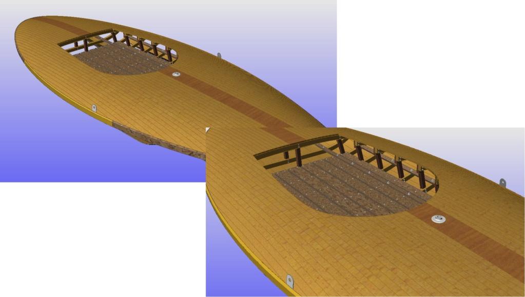 """Plans 3D d'un Modèle : """"SCOOT""""-Années 1950-Conception & Réalisation Virtuelles 09_coq10"""