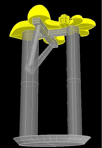 Modèle de La Belle, en 3D par B. Huc - Page 2 Fleur_11
