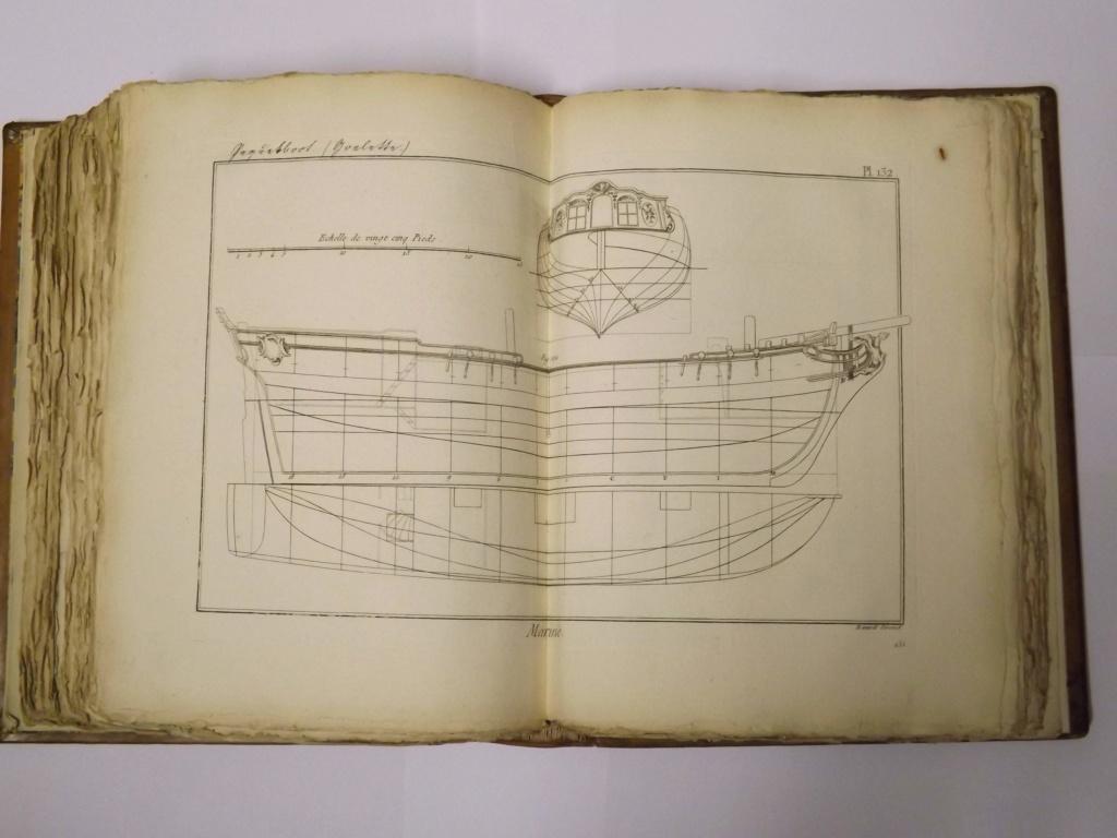 Planche d'une goëlette du XVIIIe sièccle du genre Colonial Schooner. Photo013