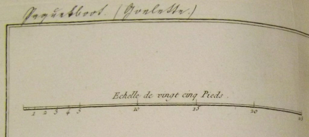 Planche d'une goëlette du XVIIIe sièccle du genre Colonial Schooner. Photo014