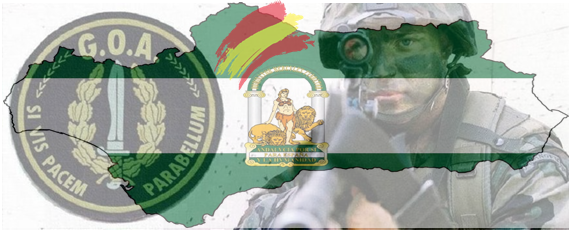 Asociación GRUPO OPERATIVO AIRSOFT (GOA) Nº Registro: 17111