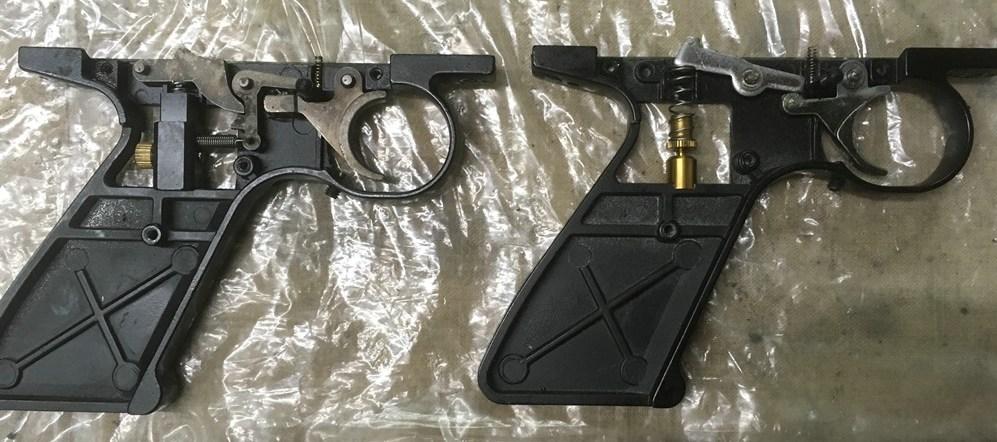 Amélioration pistolet 1701p silhouette Crosman ? _img_825