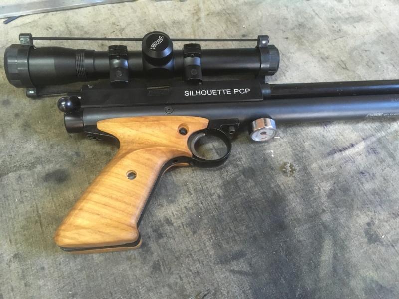 Amélioration pistolet 1701p silhouette Crosman ? - Page 2 Img_0523