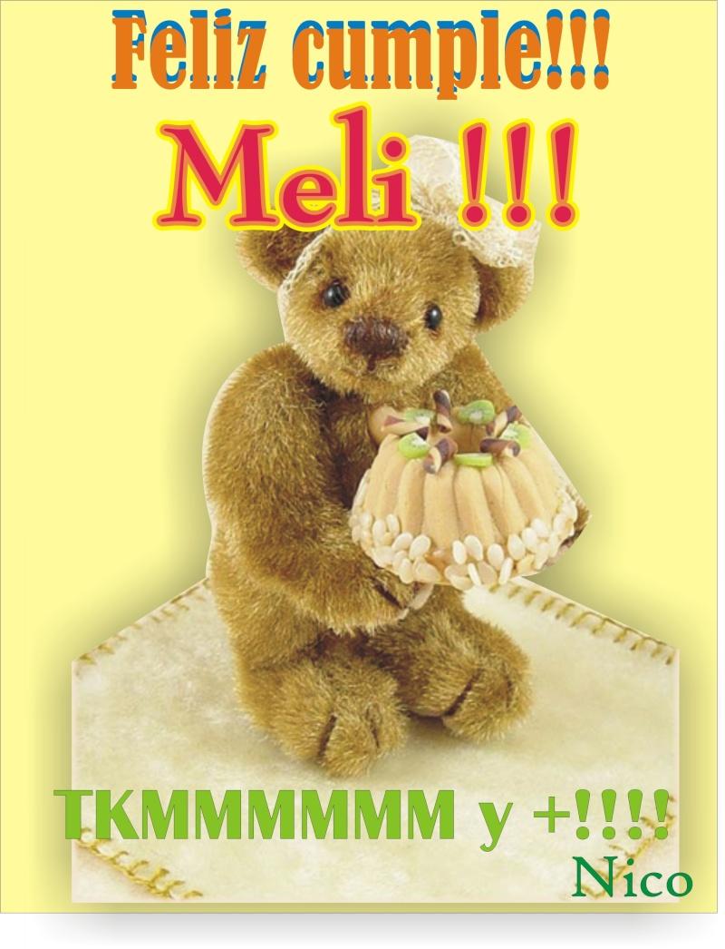 Feliz cumple Meli! Felizc10