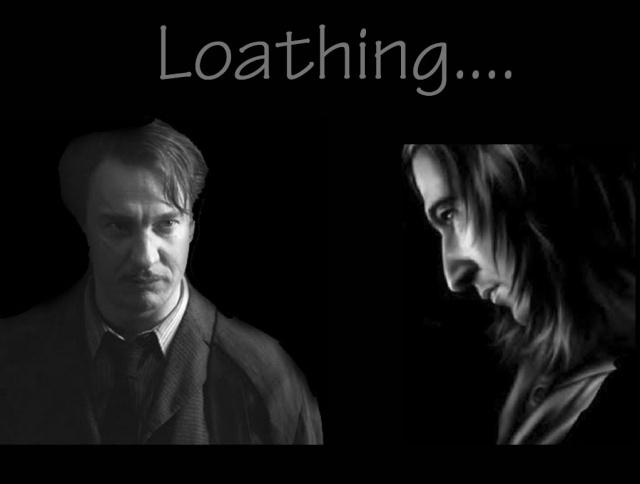Loathing: Severus & Remus Black_11