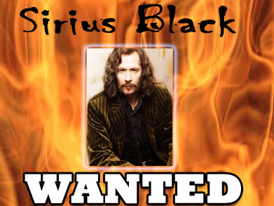 WANTED: Sirius Black Fire_f10