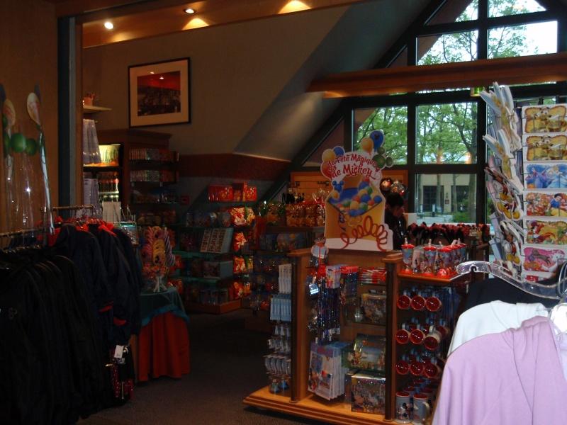 Disney's Hôtel New York Disney10