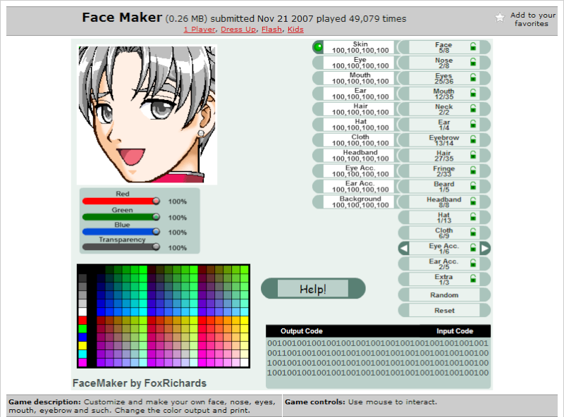 Face Maker Flash Captur13