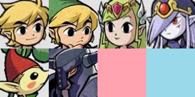 Face Set Zelda Face_s17