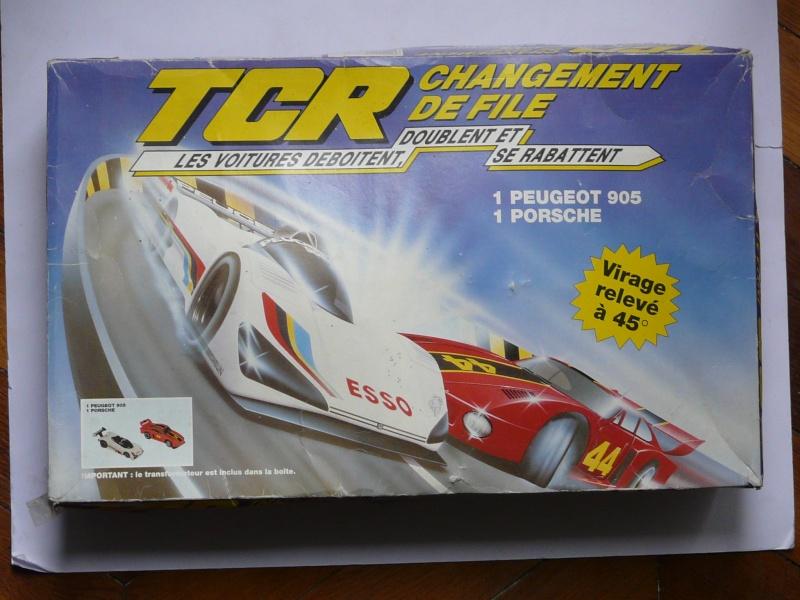 Les circuits TCR - circuit Changement de file, 3 niveaux... P1070320