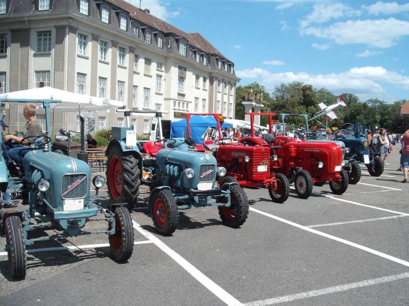 Traktor und Unimogtreffen am 28-29.7.2012 im Technikmuseum Speyer. Dscf5210