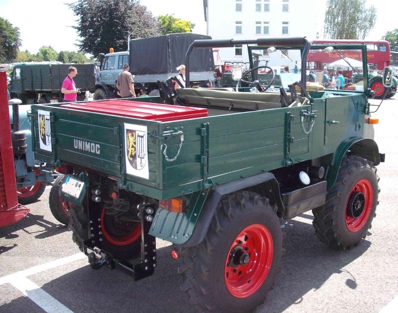 Traktor und Unimogtreffen am 28-29.7.2012 im Technikmuseum Speyer. Dscf5213
