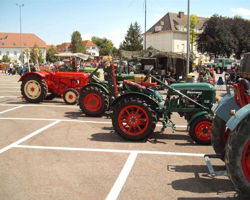 Traktor und Unimogtreffen am 28-29.7.2012 im Technikmuseum Speyer. Dscf5214