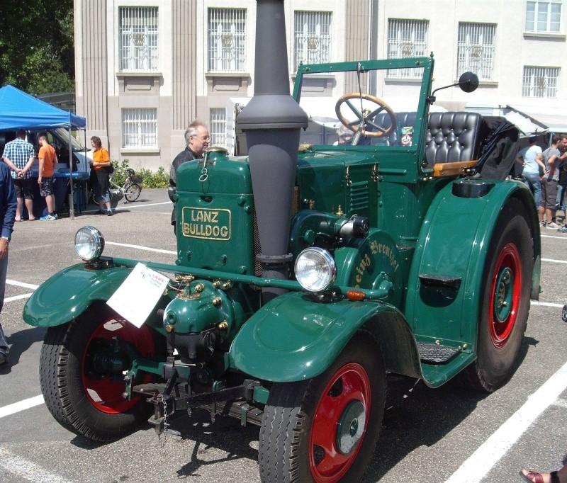Traktor und Unimogtreffen am 28-29.7.2012 im Technikmuseum Speyer. Dscf5218
