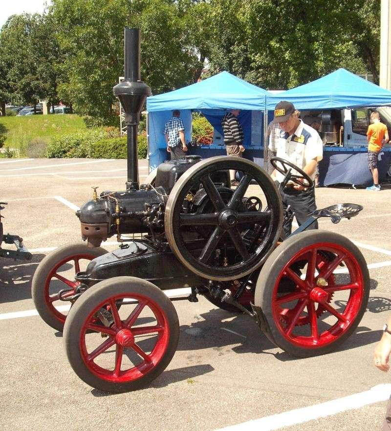 Traktor und Unimogtreffen am 28-29.7.2012 im Technikmuseum Speyer. Dscf5219