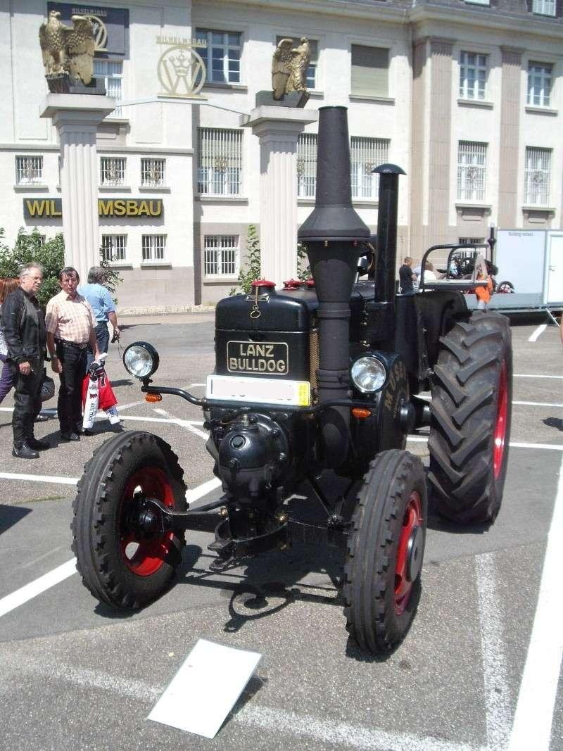 Traktor und Unimogtreffen am 28-29.7.2012 im Technikmuseum Speyer. Dscf5221
