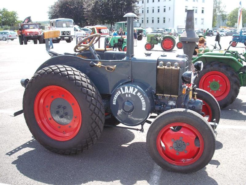 Traktor und Unimogtreffen am 28-29.7.2012 im Technikmuseum Speyer. Dscf5225
