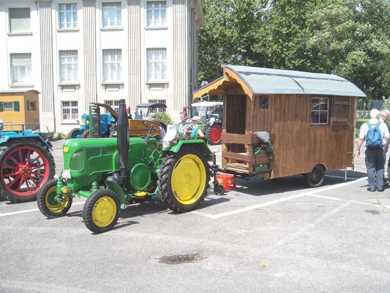 Traktor und Unimogtreffen am 28-29.7.2012 im Technikmuseum Speyer. Dscf5229