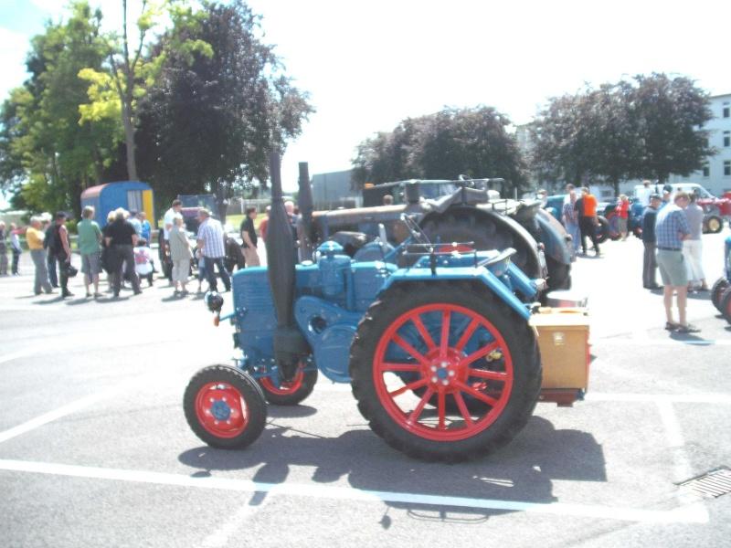 Traktor und Unimogtreffen am 28-29.7.2012 im Technikmuseum Speyer. Dscf5231