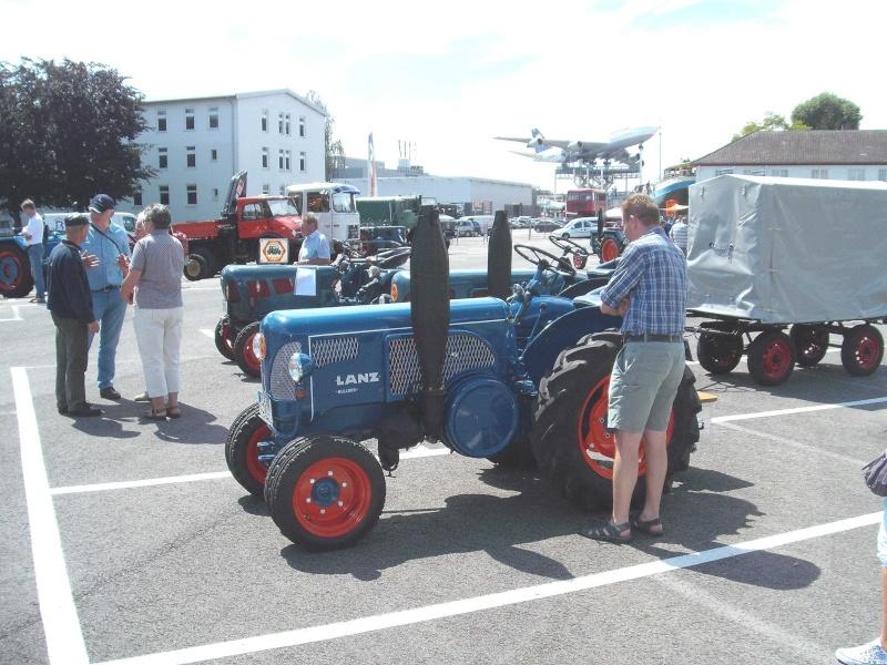 Traktor und Unimogtreffen am 28-29.7.2012 im Technikmuseum Speyer. Dscf5232