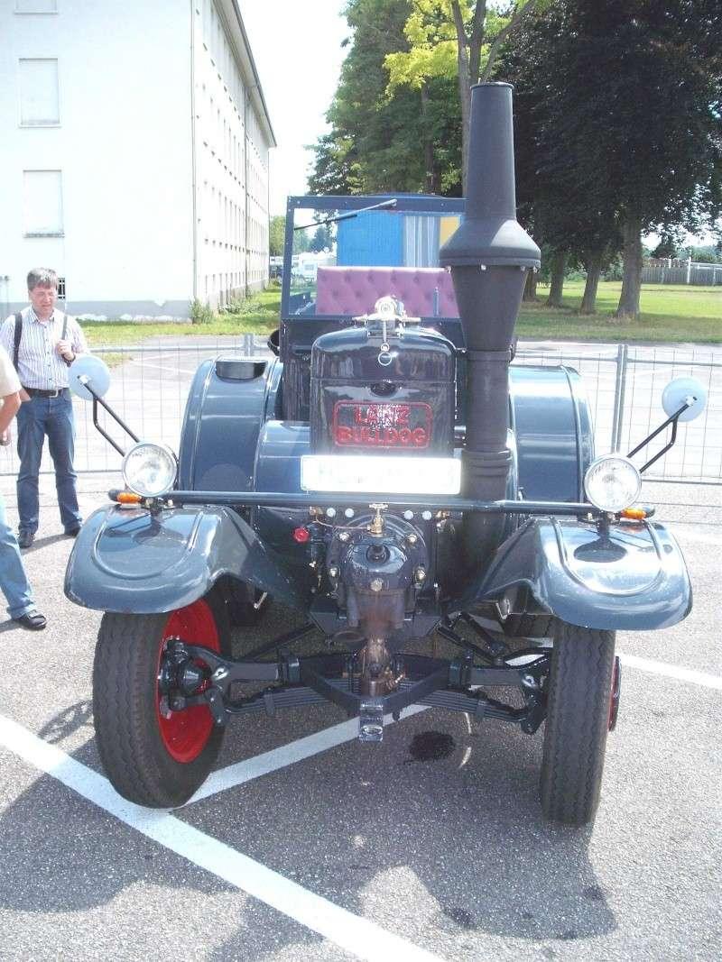 Traktor und Unimogtreffen am 28-29.7.2012 im Technikmuseum Speyer. Dscf5234