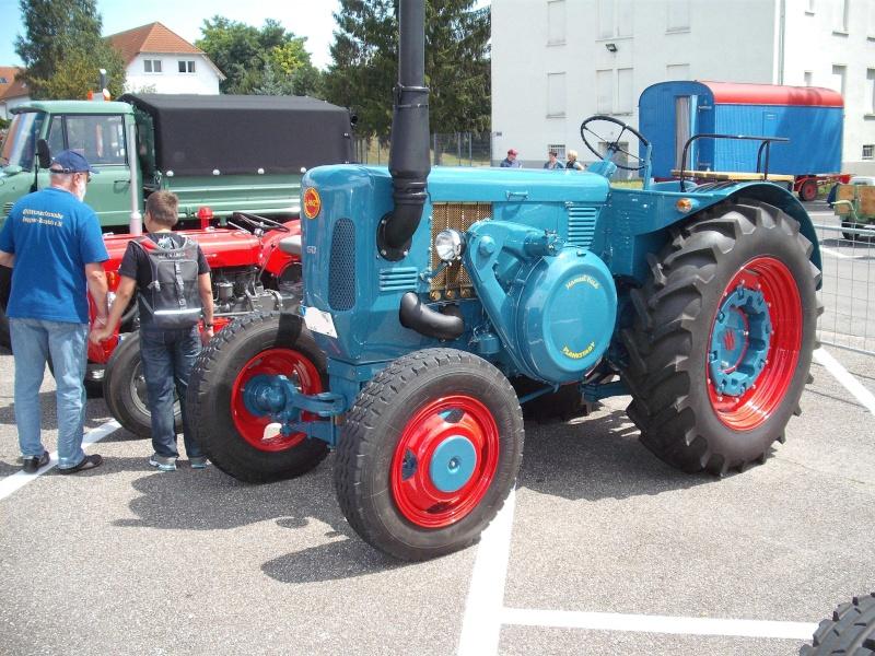 Traktor und Unimogtreffen am 28-29.7.2012 im Technikmuseum Speyer. Dscf5236