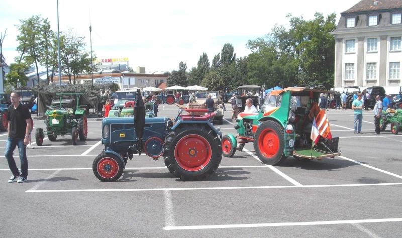 Traktor und Unimogtreffen am 28-29.7.2012 im Technikmuseum Speyer. Dscf5238
