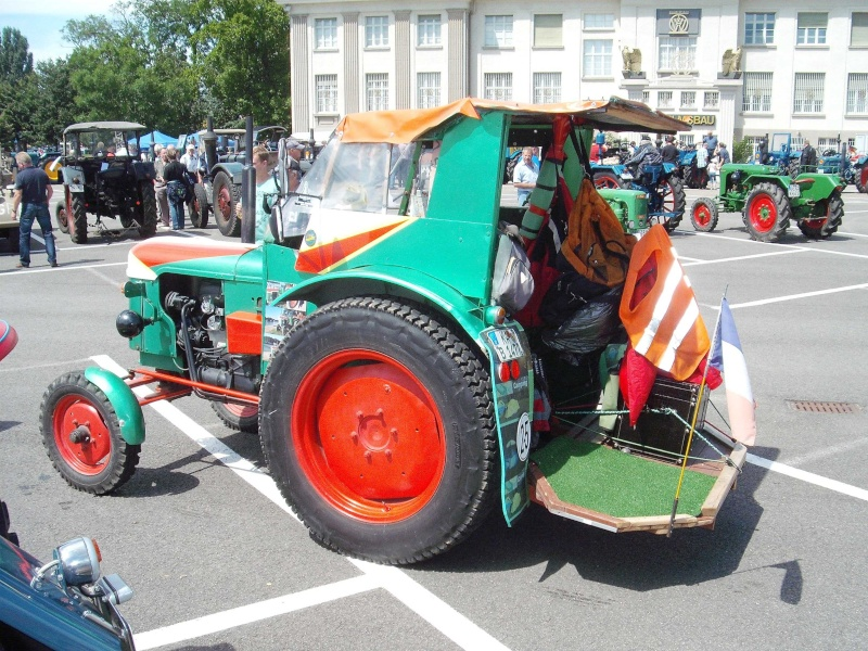 Traktor und Unimogtreffen am 28-29.7.2012 im Technikmuseum Speyer. Dscf5239
