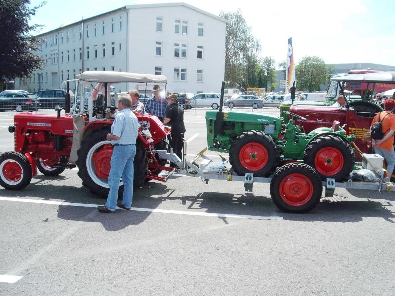 Traktor und Unimogtreffen am 28-29.7.2012 im Technikmuseum Speyer. Dscf5243