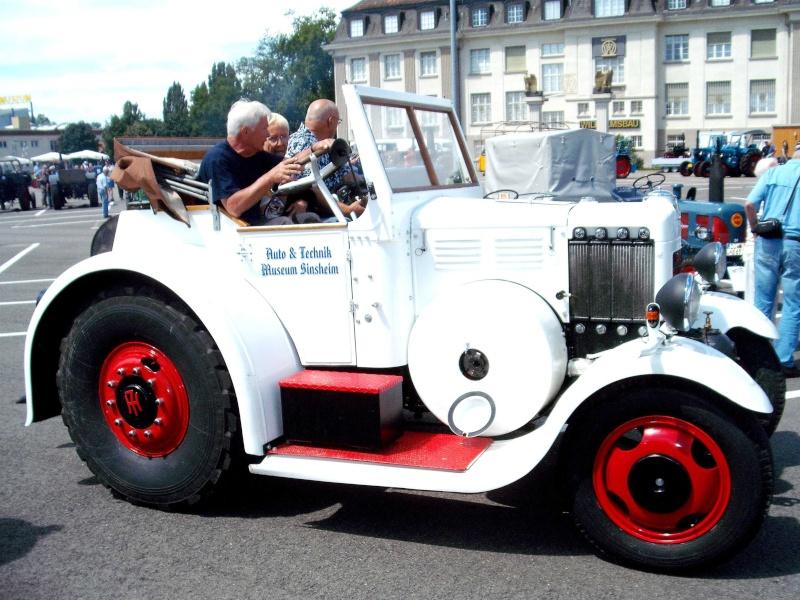 Traktor und Unimogtreffen am 28-29.7.2012 im Technikmuseum Speyer. Dscf5247